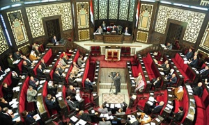 مجلس الشعب: مشروع قانون الدخول غير المشروع إلى الإقليم السوري ويقر إعفاء مكلفي الرسوم من الفوائد والغرامات