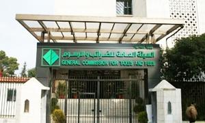 162 مليار ليرة الايرادات الضريبية في سورية في العام 2012 بنسبة تراجع 60%