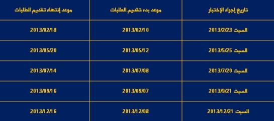 التعليم العالي تحدد جدول زمني ثاتب لإجراء الاختبار الوطني للغات الأجنبية للعام الحالي
