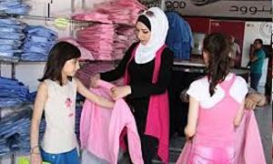 نصف مليار ليرة إجمالي مبيعات شركة الألبسة