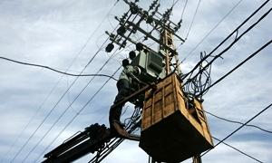 أكثر من 37 ألف ضبط سرقة كهرباء في سورية بقيمة 800  مليون ليرة خلال العام 2014