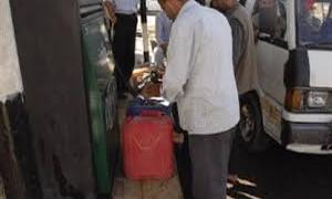 أزمة البنزين تستمر في حماة