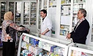 اضطراب في سوق الأدوية في سورية مع قرب صدور التسعيرة الجديدة.. وشركات الأدوية تتوقف عن بيع الدواء