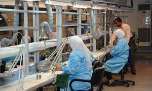 المؤسسة الهندسية تنتج بقيمة 6 مليارات ليرة خلال 7 أشهر