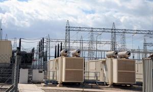 خميس: 2500 ميغاواط إنتاج محطات توليد الطاقة الكهربائية في سورية من أصل 9 آلاف