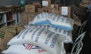 إتلاف 100 طن من المواد الغذائية الفاسدة ..تموين ريف دمشق: 10 آلاف ضبط تمويني و75 إغلاقاً العام الماضي