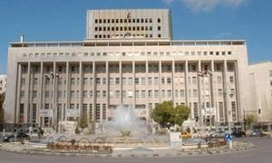 مصرف سورية المركزي يبحث أوضاع أكبر 30 مقترضاً متعثراً في المصارف العامة