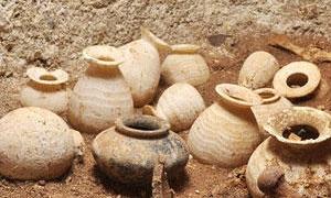 عمليات التنقيب في طرطوس تكشف معالم وأبنية قديمة