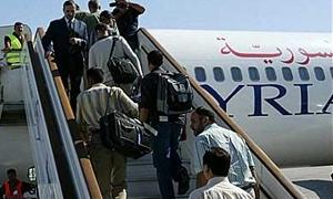 فقط 4 طائرات!! ..السورية للطيران فوضى واستغلال سببه الضغط الكبير واستخدام النظام الورقي