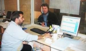 كهرباء ريف دمشق تفتتح مركز جباية جديد في كراج السومرية