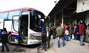 الحكومة ترفع مازوت البولمانات و وسائط النقل بين المحافظات إلى 150 ليرة