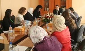 وزير التربية يدعو إلى توضيح آليات عمل المركز الإقليمي لتنمية الطفولة المبكرة