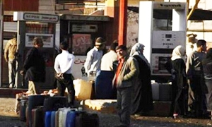 25 سيارة لتوزيع 50 ألف ليتر مازوت على أحياء دمشق