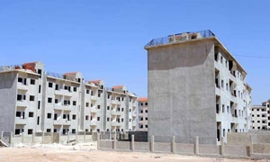 بتكلفة 718 مليون ليرة ... 800 وحدة سكنية في حسياء للمتضررين من الأحداث الراهنة