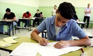 تعليمات الاختبار للطلبة الأحرار في الشهادة الثانوية.. الوز: الطالب الراسب خلال دورتي 2013 و 2014 لا يخضع لاختبار