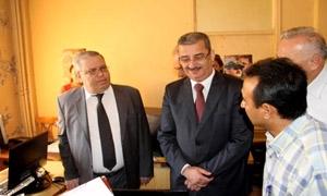 وزير العدل: محاكم بحرية ومصرفية في اللاذقية وطرطوس
