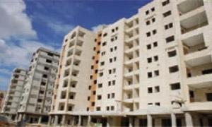 الحكومة تضع برنامجاً لحل أزمة السكن في سورية..وبناء 50 الف وحدة سكنية