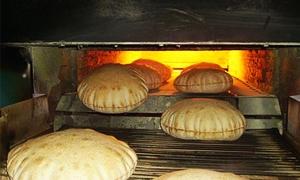 انخفاض استهلاك السوريون للخبز 35% في الأسبوع الأول لرمضان..والأفران الحكومية تنتج 110 آلاف طن خلال 6أشهر