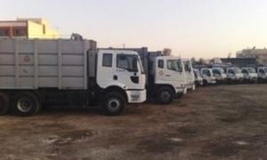 مدير نظافة دمشق: لدينا نقص كبيرفي العمال ونحضر للانتقال إلى المكب الجديد بأسرع وقت