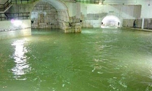 مياه دمشق