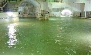 ما حقيقة انقطاع مياه الشرب عن دمشق؟
