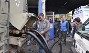محافظة دمشق تمنع إفراغ البنزين في محطات الوقود إلا بإشراف مديرية التجارة الداخلية