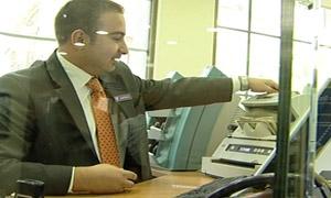 صرافان جديدان للمصرف التجاري السوري في القامشلي