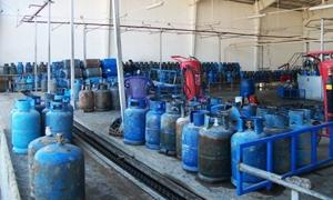 وزير النفط: إعادة تشغيل وحدة تعبئة الغاز في عدرا بطاقة 4 آلاف اسطوانة يومياً