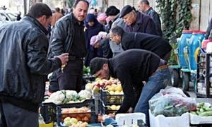 تنظيم 2050 ضبطاً تموينياً في حمص العام الماضي