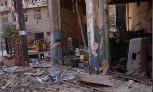 الشهابي: 4 آلاف منشأة صناعية وحرفية تعمل في حلب من أصل 40 ألف فقط!