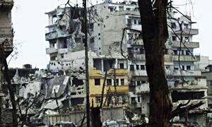 دراسة: مشروع إعادة إعمار سورية سيحتاج إلى 6 ملايين عامل و140 مليون طن أسمنت
