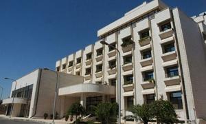 افتتاح مكتبة الكترونية في المعهد العالي للغات بجامعة دمشق