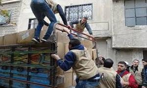 اهمها سكر وزيت.. ضبط عدد من المواد الإغائية غير المخصصة للبيع في حمص