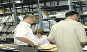 حماة :المباشرة بأتمتة الصحيفة العقارية الأولى والتي تضم أكثر من 3آلاف عقار