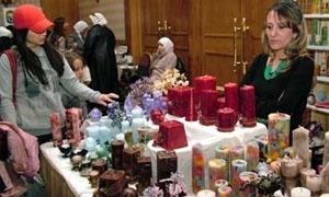 انخفاض مبيعات أسواق دمشق بعيد الأم لأكثر من 70%