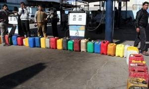 محروقات دمشق: انخفاض الطلب على المازوت.. والسماح للمواطنين بالتعبئة بالبيدون