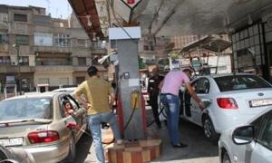في يوم واحد.. تنظيم 176 ضبطاً لمحطات الوقود وموزعي المازوت في دمشق