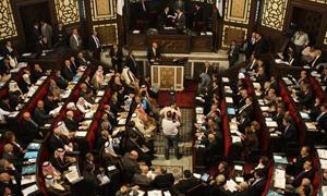 مجلس الشعب يقّر مشروع الموازنة العامة لـ2015 والمقدرة بـ 1554 مليار ليرة