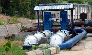 مؤسسة المياه في اللاذقية ترصد 650 مليون لمشاريع ضخ مياه