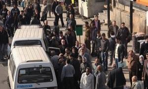 التسعيرة 30 ليرة و السائق يتقاضى مائة ليرة.. أجور النقل في ريف دمشق تصل لثلاثة أضعاف التسعيرة الرسمية