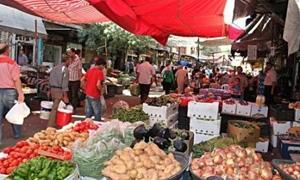 تموين دمشق ينظم نحو 300 ضبط تمويني خلال الأسبوع الماضي