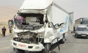 ارتفاع تعويضات متضرري حوادث السير في سورية إلى 50.7 مليون ليرة خلال 2014