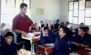 تربية ريف دمشق : توقف 340 مدرسة عن العمل وارتفاع الكثافة الصفية الى 60 تلميذاً