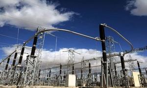 السورية للشبكات: 80% حجم العمل في مشروع حسياء ــ يبرود لنقل الطاقة