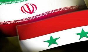 اتفاق سوري إيراني على خط ائتماني جديد بقيمة مليار دولار