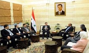 الحلقي لأعضاء هيئة الأوراق والأسواق المالية السورية: تعزيز الثقة بالاقتصاد الوطني