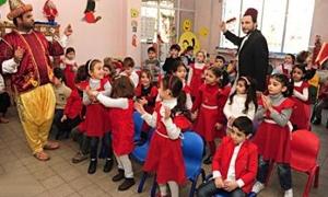 أول نيسان القادم .. بدء التسجيل في رياض الأطفال في جميع المحافظات السورية