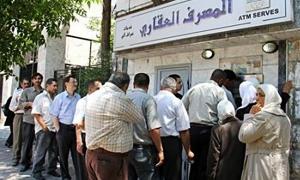 المصرف العقاري يبدأ تركيب نحو 50 صرافاً آلياً جديداً في أحياء دمشق منها