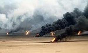 مصدر:  أكثر من 73 مليار ليرة الخسائر المباشر للقطاع النفطي في سورية .. و570 مليار ليرة بسبب توقف التصدير