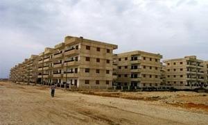 الإسكان تخصص 767 مسكناً عمالياً  في محافظتي طرطوس والقنيطرة